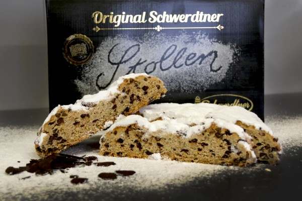 Schoko-Stollen